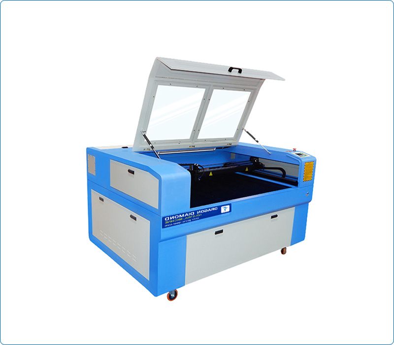 Dragon Diamond high quality cheap wood laser cutter maf for craft making-1