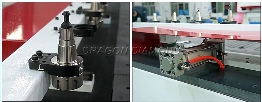 area cnc wood cutting machine for factory Dragon Diamond-2