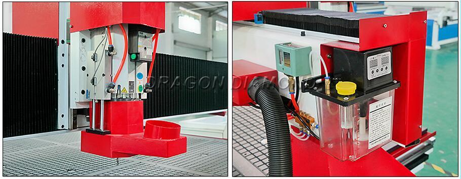 area cnc wood cutting machine for factory Dragon Diamond-4