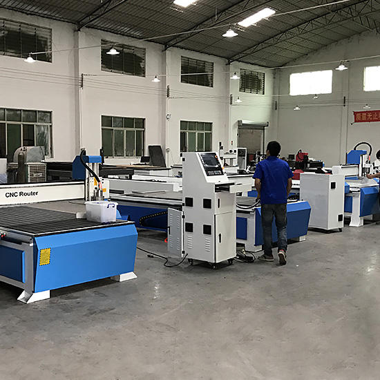Heavy Dust Small and Advertising CNC Router 1200*1200mm- CNC 1212B