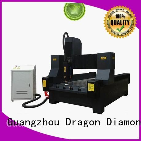 stone cnc engraving machine China manufacturer for woodworking Dragon Diamond