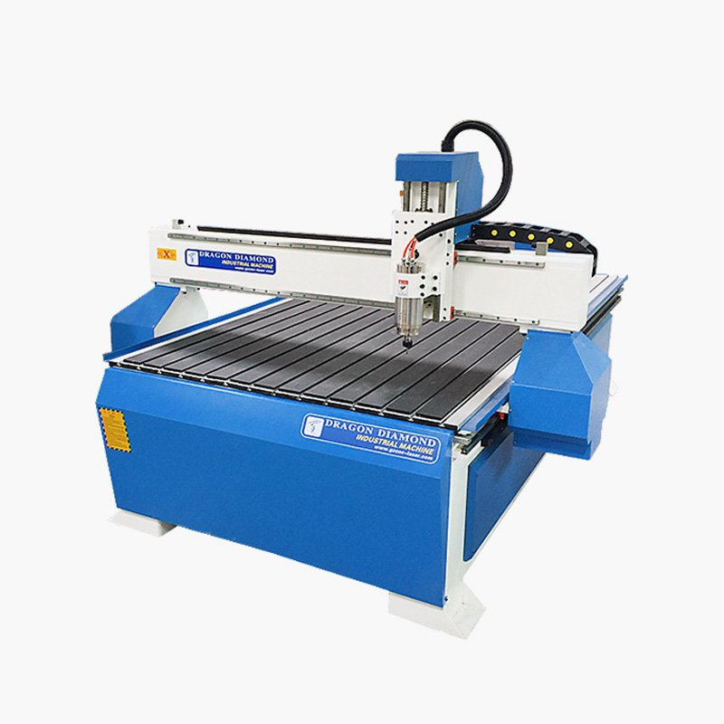 Dragon Diamond Laser Size Gantry 1500*3000mm Woodworking CNC Router - CNC 1530A Woodworking CNC Router image15