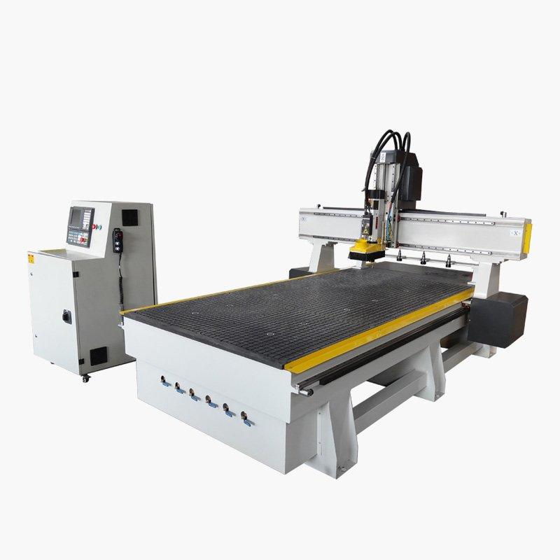 Linear And Round Type ATC CNC Router Wood Engraving And Cutting Machine LZ-1325T