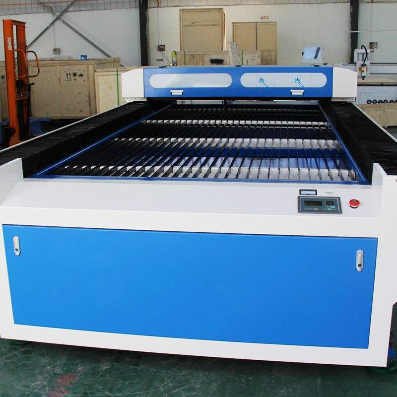 Non-metal Acrylic MDF Plastic Laser Cutting Engraving Machine With 1300*2500 - 1325