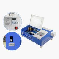 Updated Mini 300*200mm Acrylic wood stamp Co2 Laser Engraving Machine - MINI Laser M40B