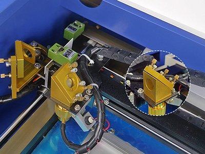 Mini laser engraving machine