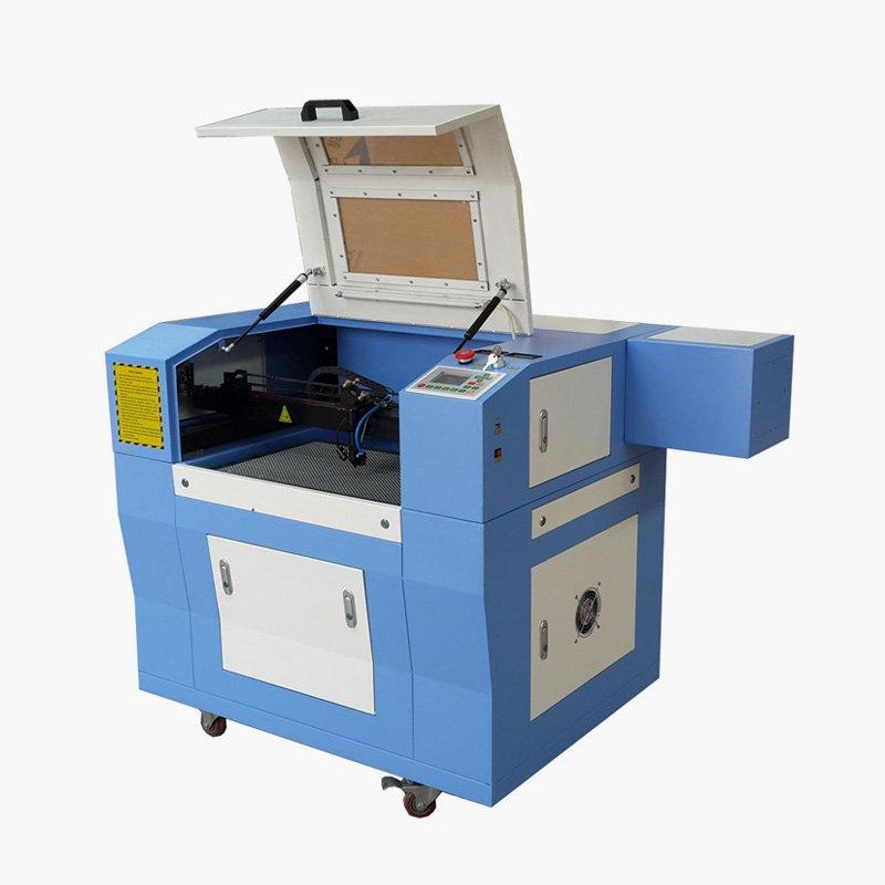 Non-metal Acrylic Plywood Wood Leather Co2 Laser Machine - Laser 6040