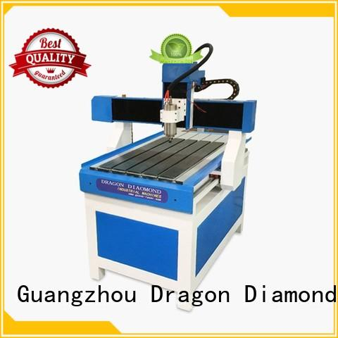 stainless mini cnc factory price for factory Dragon Diamond
