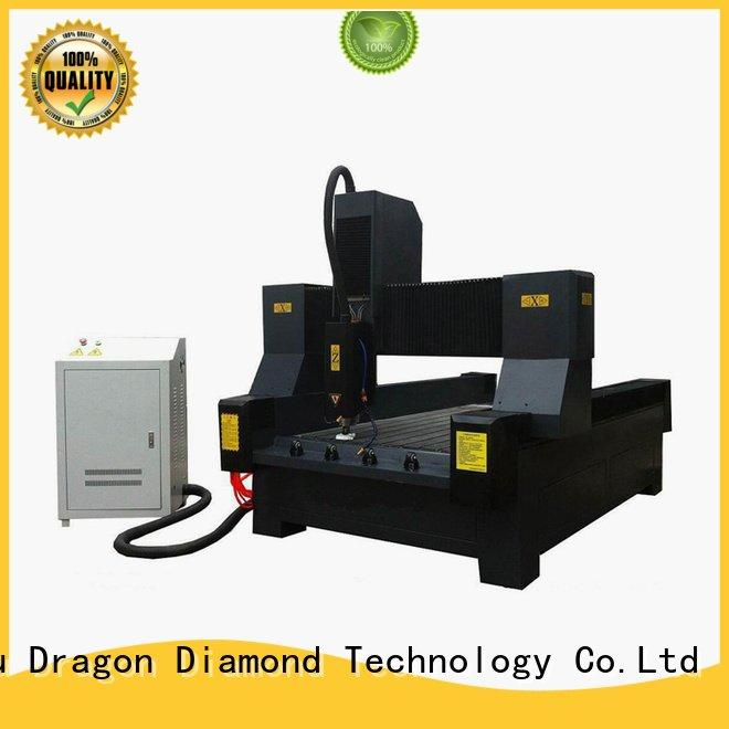 spindle double router engraving machine Dragon Diamond