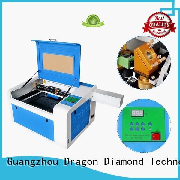 Dragon Diamond Brand BMP laser mini laser cutting machine manufacture