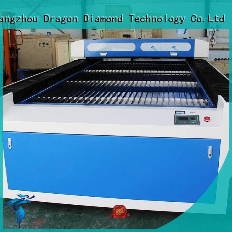 Dragon Diamond Brand steel acrlyic mini cnc laser metal cutting machine laser factory