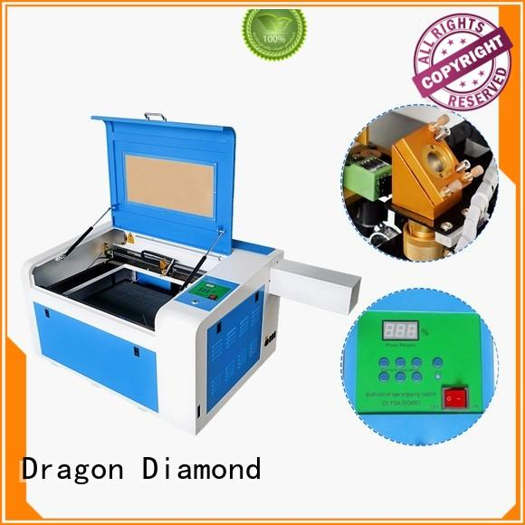 Dragon Diamond best-selling miniature laser engraver directly sale for craft making
