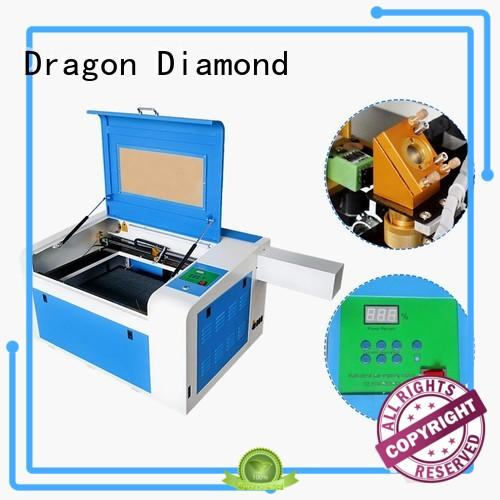 Dragon Diamond eco-friendly small laser cutting machine with good price for marble making