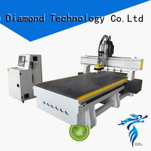 Dragon Diamond machine 4 axis cnc router customization for craft making