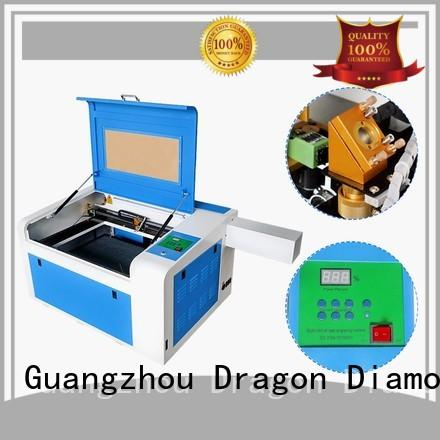 laser Leather small laser cutter Dragon Diamond manufacture