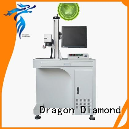 high quality fiber laser marking settings portable with cheap price for craft making