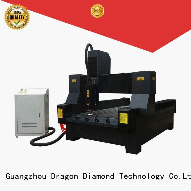 screw double linear Dragon Diamond Brand cnc router engraving machine