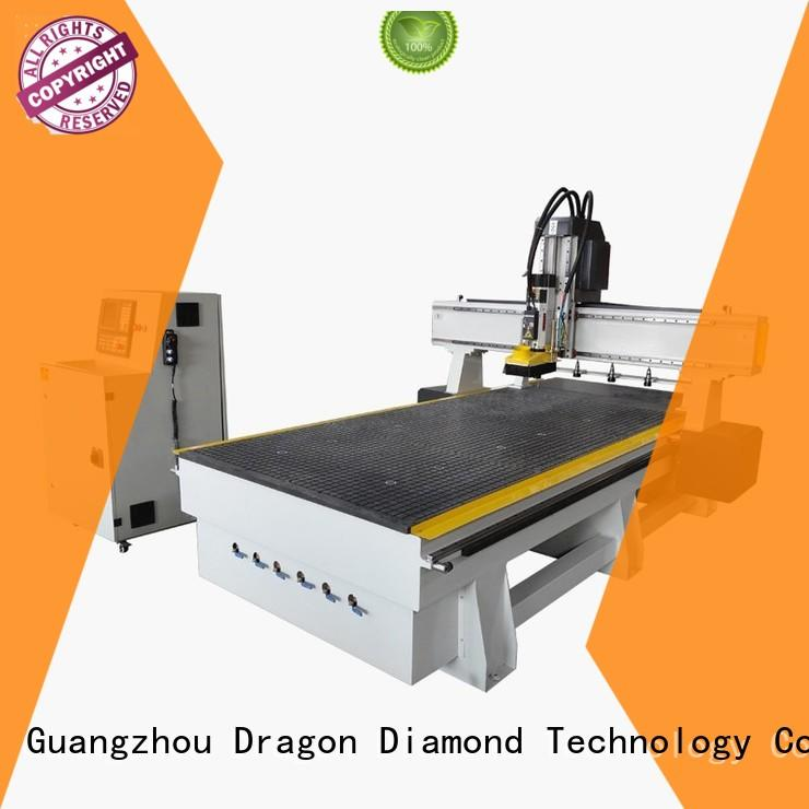 Vacuum Table spindle cnc router cnc Dragon Diamond Brand