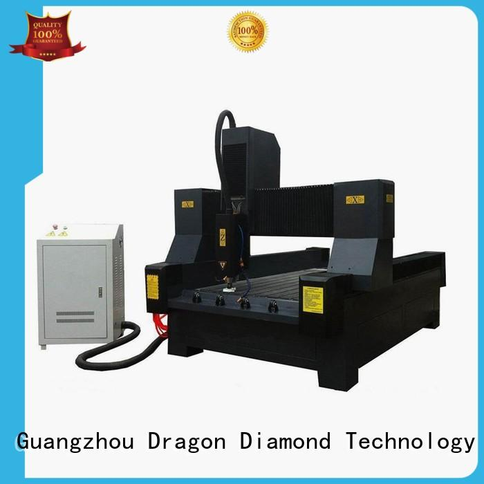 spindle double router engraving machine Dragon Diamond Brand