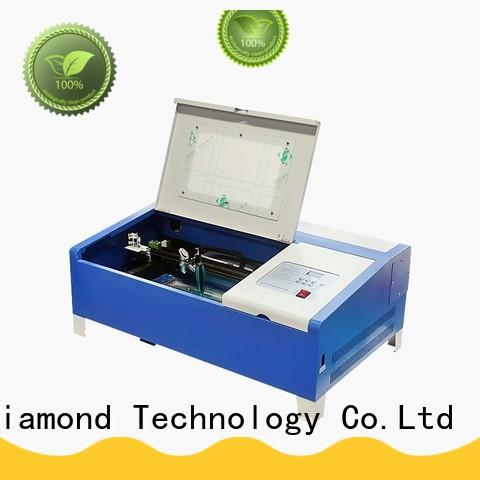 best small laser cutter with good price for factory Dragon Diamond