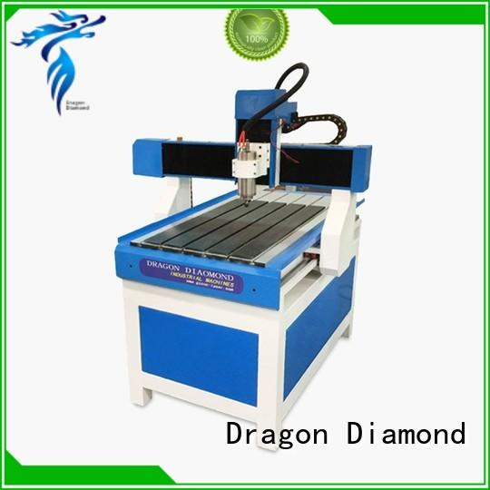 Small and Advertising CNC Router - CNC 6090A