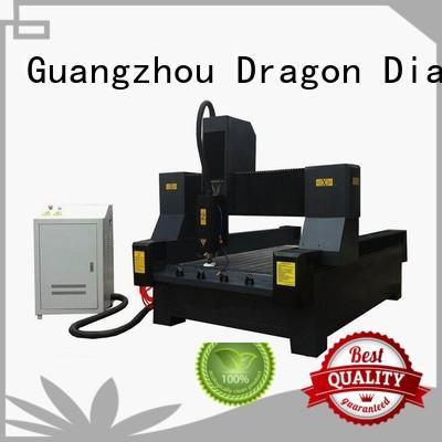 high standard water cnc router engraving machine Dragon Diamond Brand