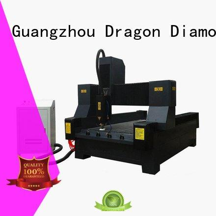 spindle double Dragon Diamond router engraving machine