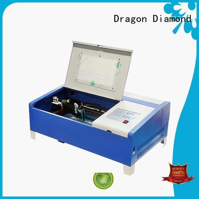 Dragon Diamond quality small laser cutting machine factory price for craft making