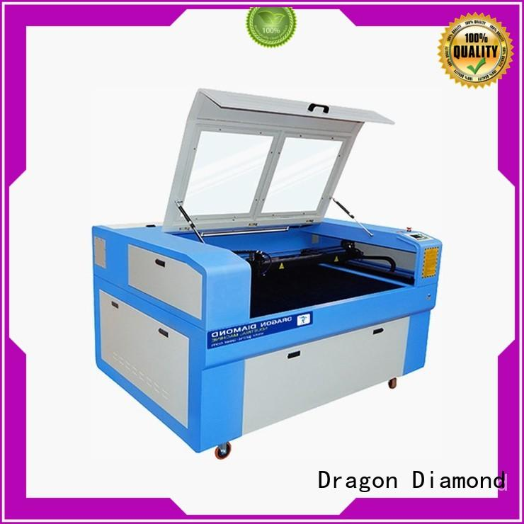 Dragon Diamond high quality cheap wood laser cutter maf for craft making