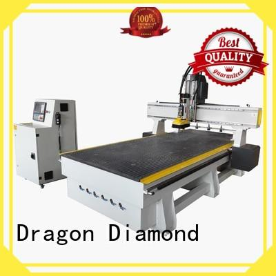 Dragon Diamond inexpensive cnc router machine for aluminum linear for workshop