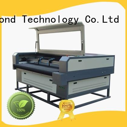 Dragon Diamond Brand PLT co2 leather shoes laser cutting machine BMP