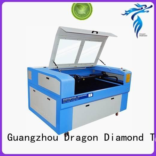 Dragon Diamond plywood laser cutting machine laser nonmetal machine co2
