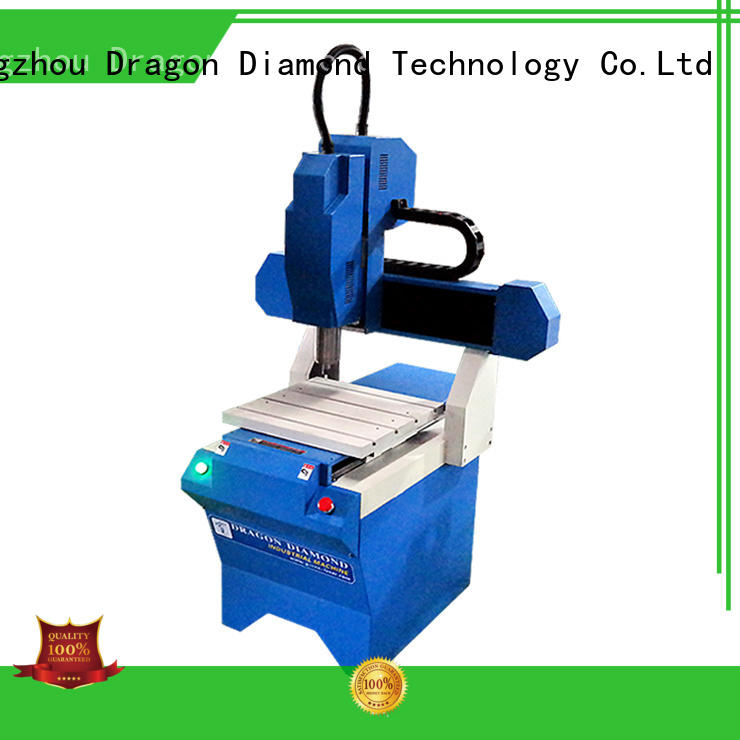 small cnc machine for metal stone geometric cnc router metal Dragon Diamond Brand