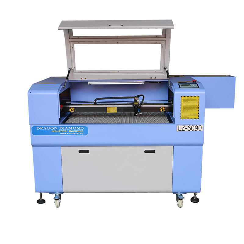 Non-metal 6090 Co2 Engraving Cutting Laser Machine For Acrylic- Laser  6090