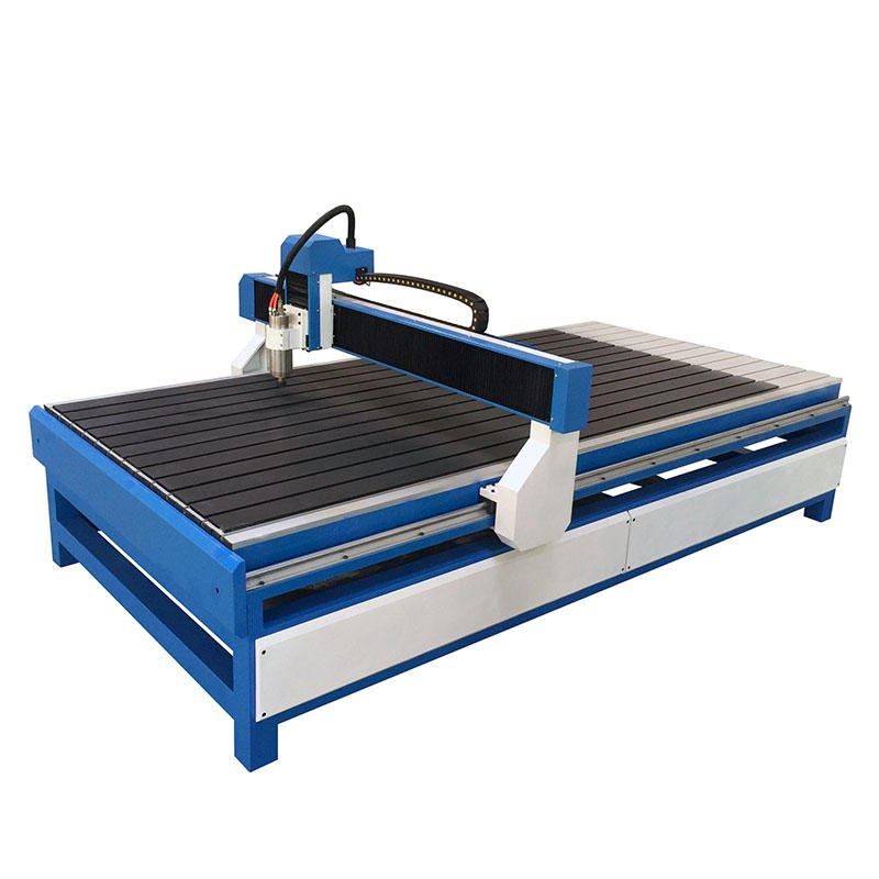 Small and Advertising 4ft*8ft 1200*2400mm CNC Router - CNC 1224A