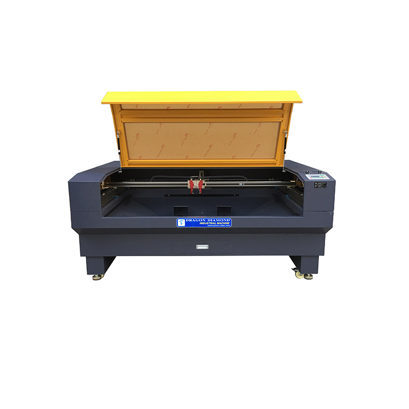 Dragon Diamond 1610 Laser Cutting And Engraving Machine With Double Head Non-metal co2 Laser Machine image4