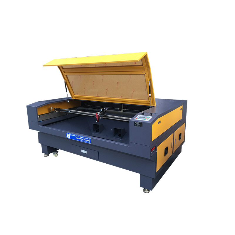 Dragon Diamond 1610 Laser Cutting And Engraving Machine With CCD Cameara Non-metal co2 Laser Machine image3