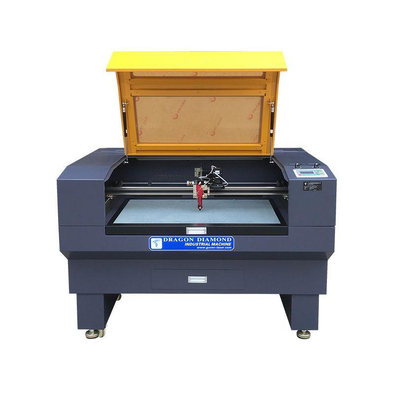 Dragon Diamond Non Metal Co2 Laser Cutting Machine 6090 With CCD Camera For Sale Non-metal co2 Laser Machine image13