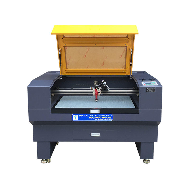 Non Metal Co2 Laser Cutting Machine 6090 With CCD Camera For Sale