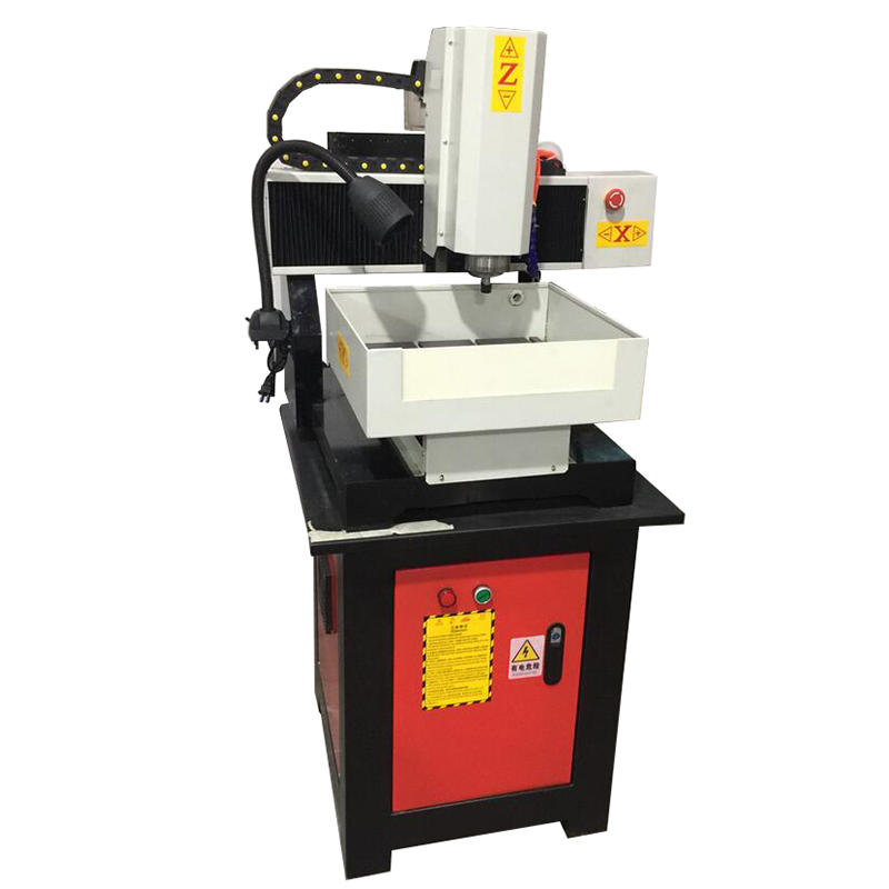 Mini Jade Metal Mould carving machine CNC Router 3636 4050