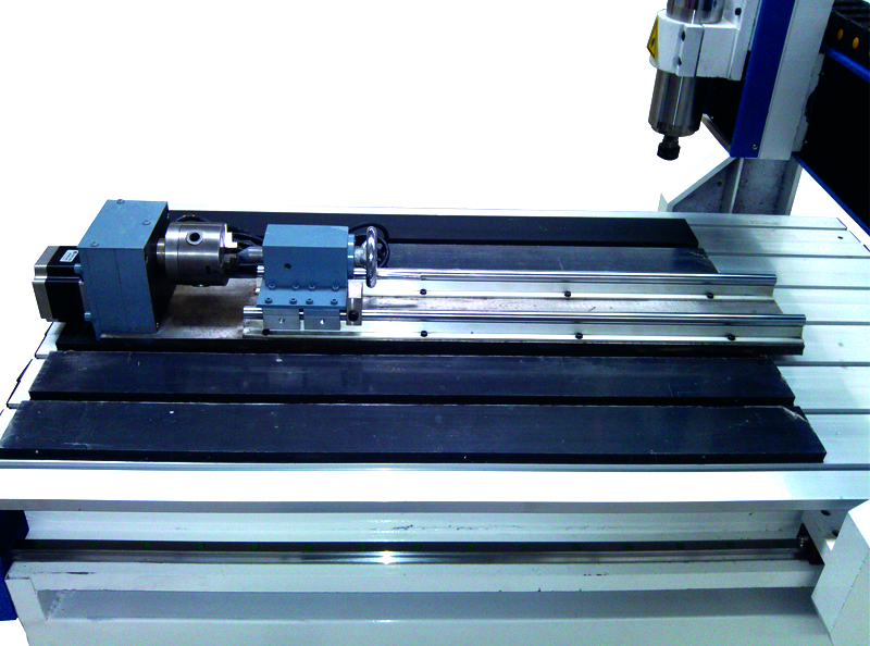 Dragon Diamond Small Desktop 4 Axis 600*900mm CNC Router With Stainless Steel Water Slot Cooling Small and Advertising CNC Router image3