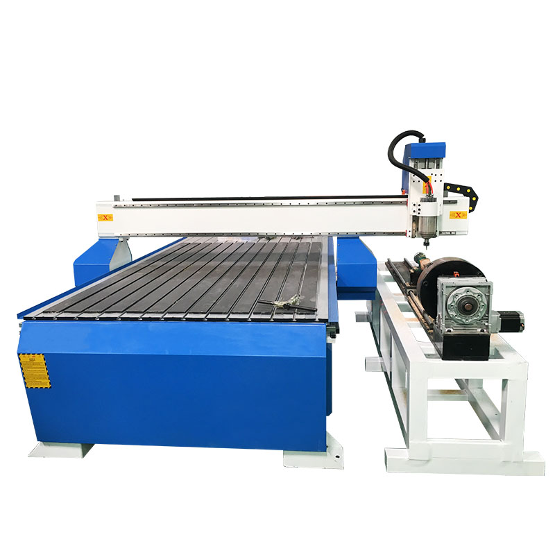 Dragon Diamond Independent Rotary Device 4 Axis 1325 Woodworking CNC Router Woodworking CNC Router image11