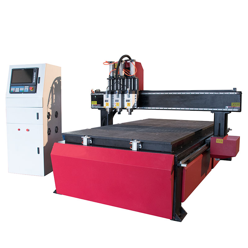 Dragon Diamond T Slot Table Woodwoking CNC Router For Furniture Decoration image6