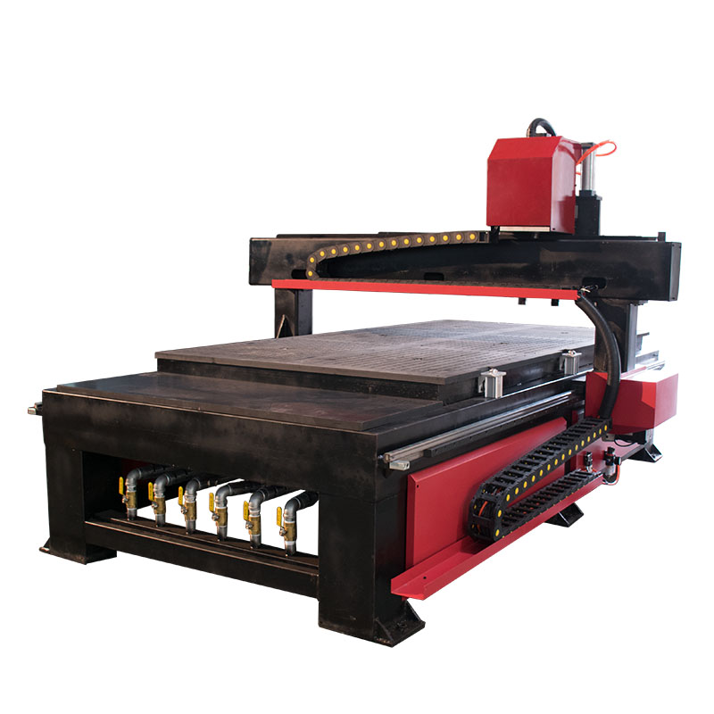 Dragon Diamond 3 Spindle Furniture Wood Relief CNC Machine CNC Router-LZ-1325-3S Woodworking CNC Router image10