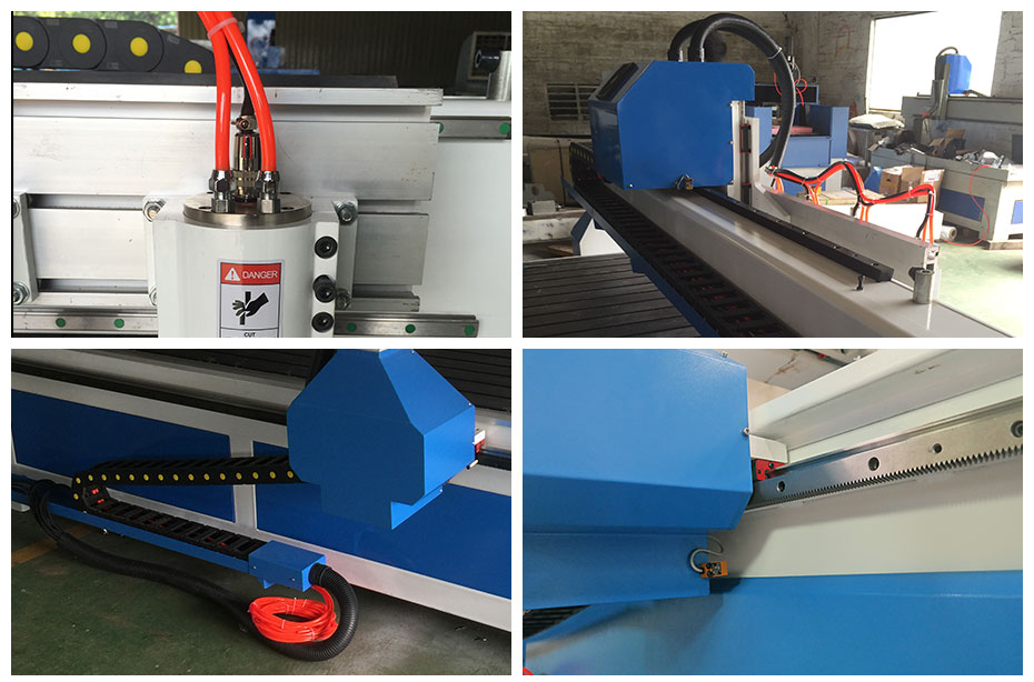 8 spindle cnc router