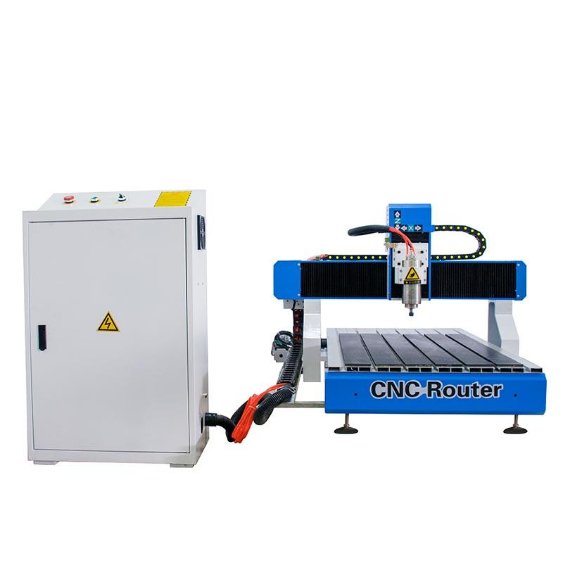 Small 2*3inch 600*900mm 3Axis 4 Axis CNC Router with DSP Offline Control