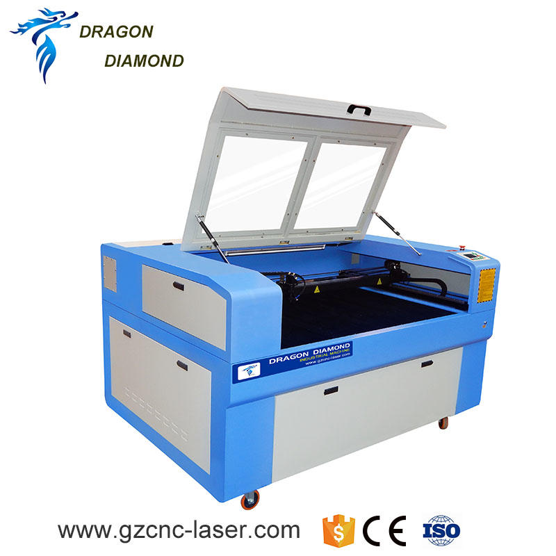 100W Co2 Laser Cutting Machine For Paper Pattern Cutting