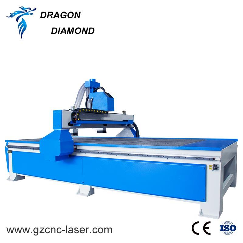 Multi Spindle Double 3kw spindle motor Woodworking CNC Router - CNC 1530-2