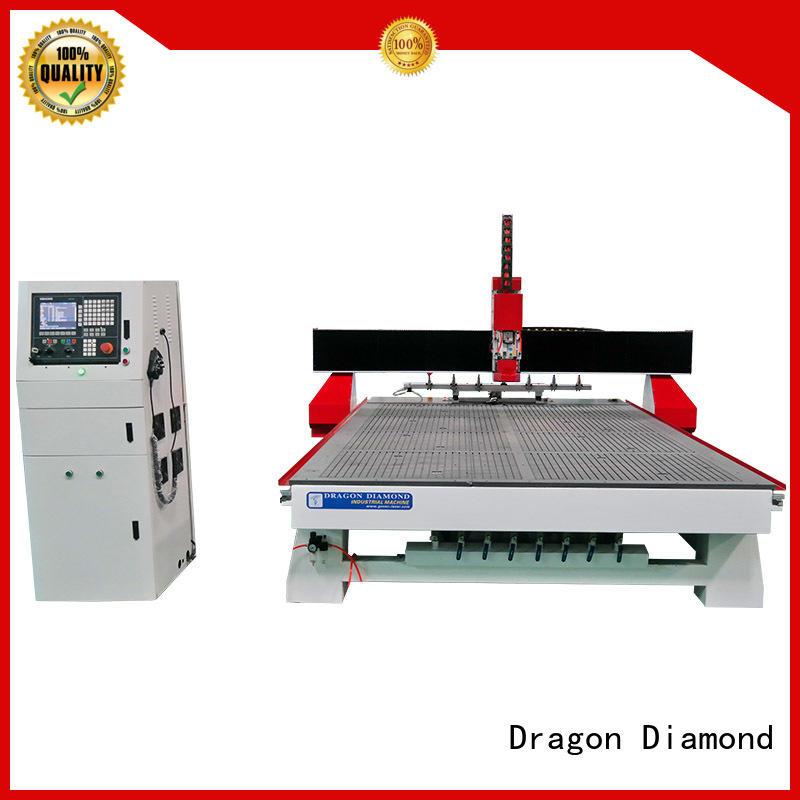 area cnc wood cutting machine for factory Dragon Diamond
