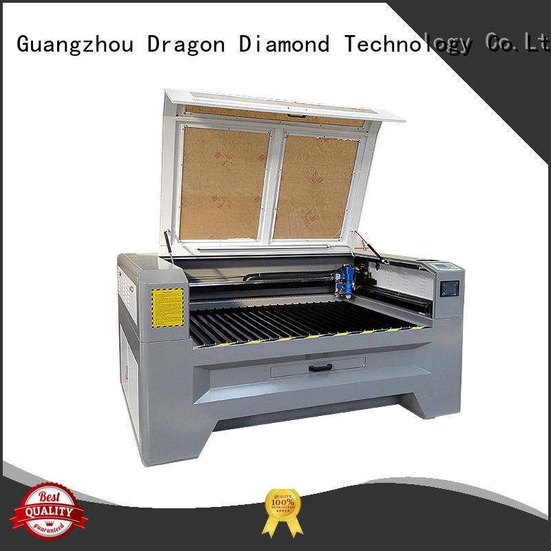 Custom metal nonmetal mini cnc laser metal cutting machine Dragon Diamond metal